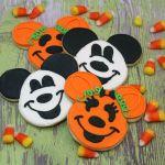 How to Make Disney Halloween Sugar Cookies