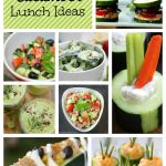 8 Cool Cucumber Lunch Ideas #BTS