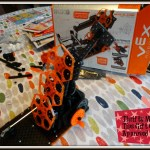 Vex Robotics Hexcalator Construction Set Review: Perfect Gifts for the Science Girl or Boy on Your List #TMMGG2015