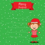 Children's Christmas Letter Printable