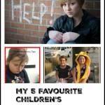 My Favourite Children's Mental Health Posts #BellLetsTalk Day