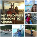 My 13 Favourite Things About Cruising #Travel