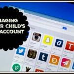 Managing Your Child's Kik Account