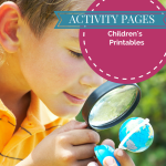 Mystery Puzzles Package for Your Little Detectives