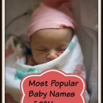 Most Popular Baby Names 2016