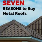 Metal Roofs – The Merits of Metal