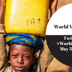 Join World Vision Water Challenge Twitter Party May 3 #WorldVisionWater
