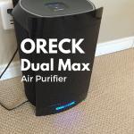 ORECK DualMax™ Air Purifier – My Allergy Season Secret Weapon #Giveaway ARV $600