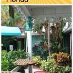 Captain Hiram's Resort Sebastian, Florida #LOVEFL