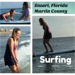 Surfing School in Stuart, Florida #DiscoverMartin #LOVEFL