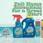 Fall Home Essentials for a Healthy Start #ChurchandDwight