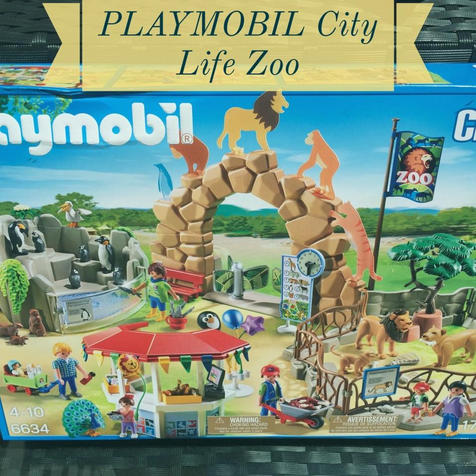 PLAYMOBIL City Life Zoo
