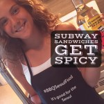 Subway Sandwiches Get Spicy #BBQSeoulFood #Giveaway