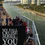 Launching My Cruise Series #travel