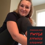 Personalized Twiga Fitness Leggings