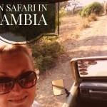 Tracking the White Rhinoceros – A Safari Adventure in Zambia #TTOT #travel