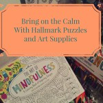 On Mindfulness Tools and Month One of Living Mindfully #LoveHallmarkCA