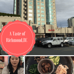 Visit Richmond, BC and Your Taste Buds Will Thank You #IFWTWA #RichmondMoments