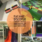 Play Away – Discover London's Newest Indoor Play Space