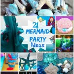 21 Cute and Fun Mermaid Party Ideas