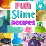 21 Fun Slime Recipes to Make at Home