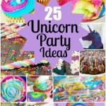 25 Whimsical Unicorn Party Ideas