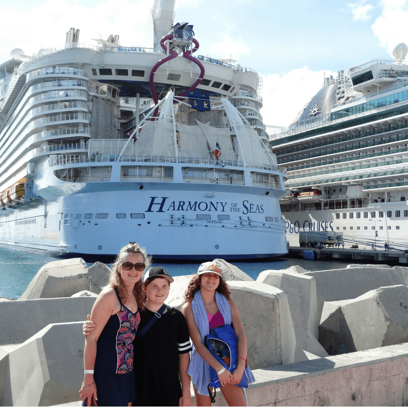 The Harmony Of The Seas Epic Fun Cruising Thrifty Mommas Tips