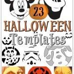 23 Halloween Pumpkin Carving Templates