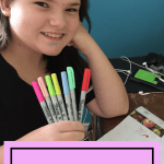 Getting on Track with Sharpie and Paper Mate #SpreadJoy #Giveaway