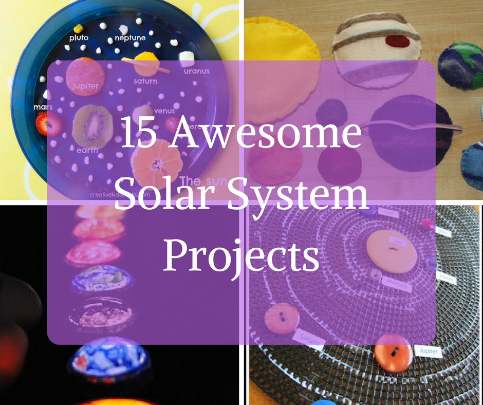 15 Easy Solar System Projects That Wow Thrifty Mommas Tips