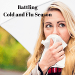 Battling Cold and Flu Season $85 Get Well Kit Giveaway #ad