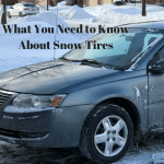 Buying Snow Tires – What You Need to Know