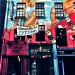 Dublin Street Art is Larger Than Life