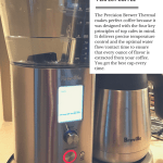 Perfect Coffee at Home with Breville Precision Brewer