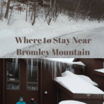 Where to Stay Near Bromley Mountain