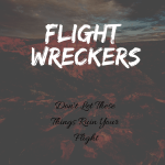 Flight Wreckers – 7 Things Guarantee a Bad Flight Experience