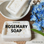 How to Make Easy Homemade Rosemary Soap