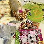 Adorable Burrito Surprise Toys for Children