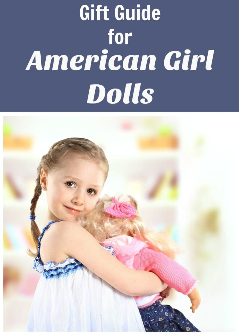 American Girl Holiday Gift Guide 18 Inch Dolls