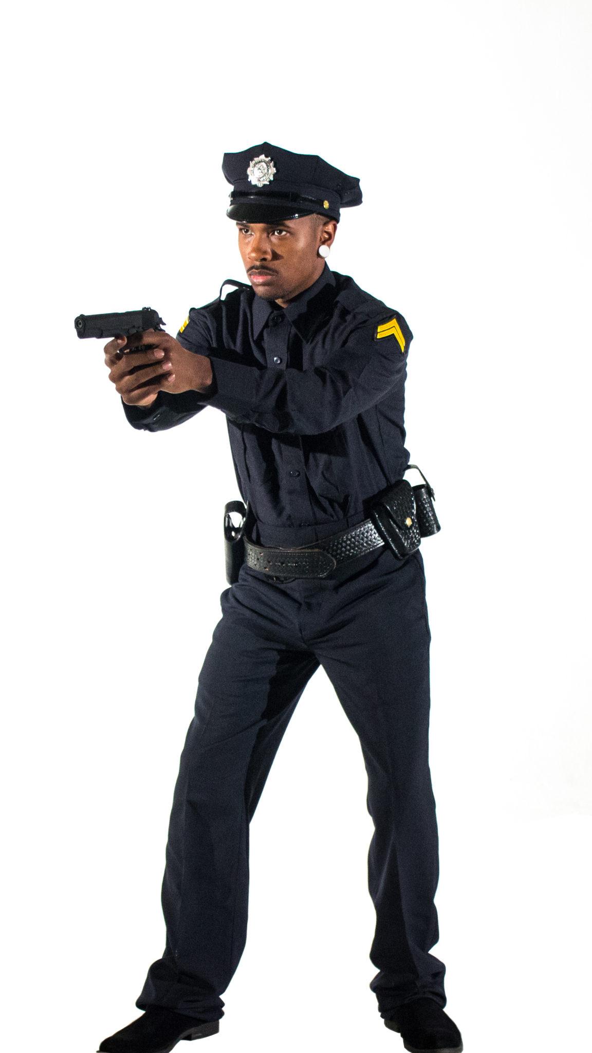 Police Uniform Costume Rentals In Los Angeles