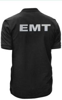 EMT Shirt Back