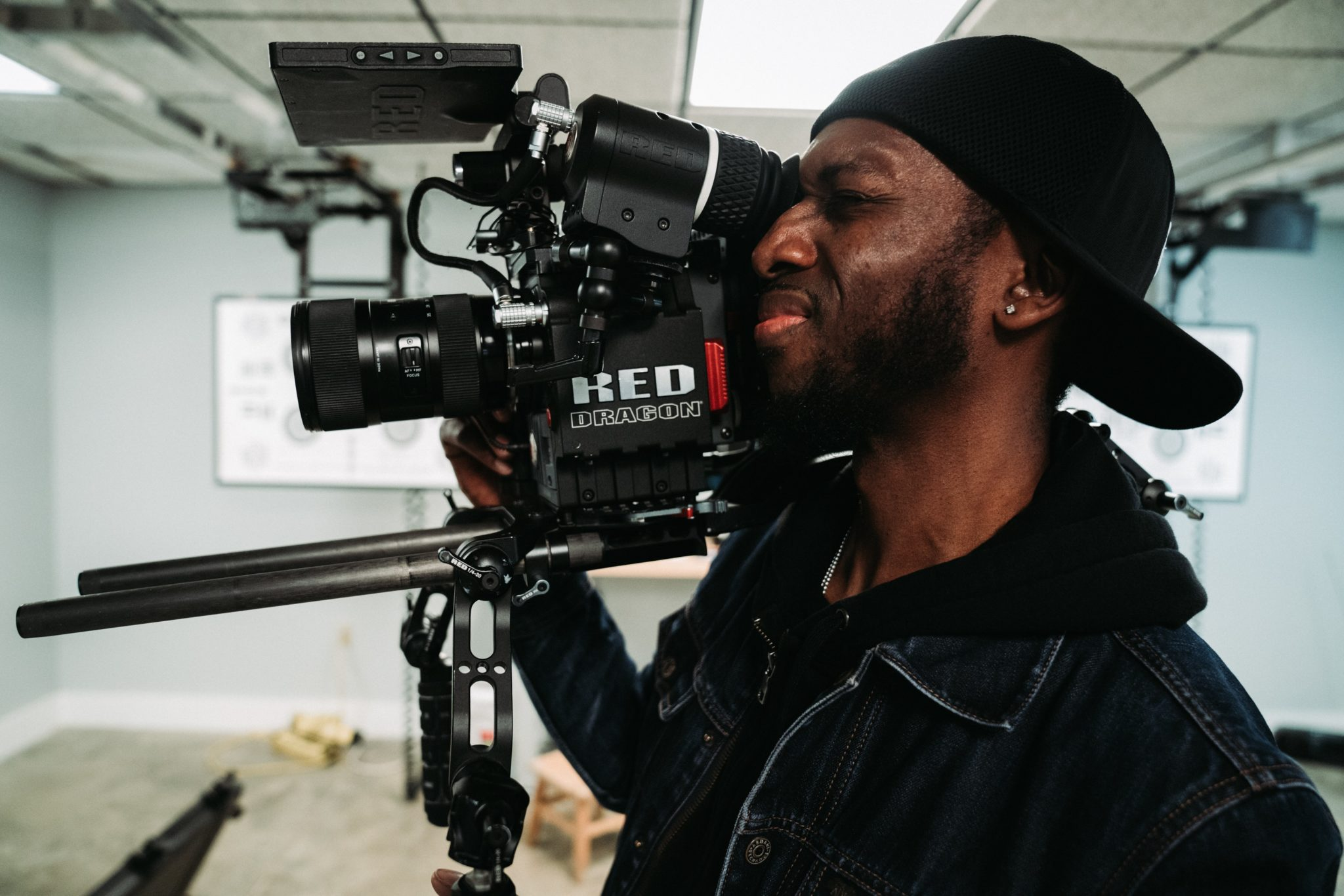 Black Owned Film Production