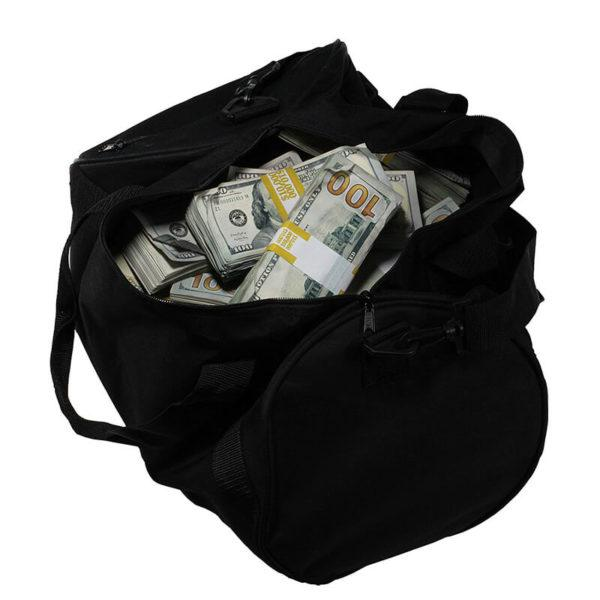 Prop Money Rental $500,000 Blank Filler stacks