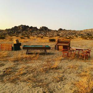 LA Desert Ranch - Desert Saloon Set 2