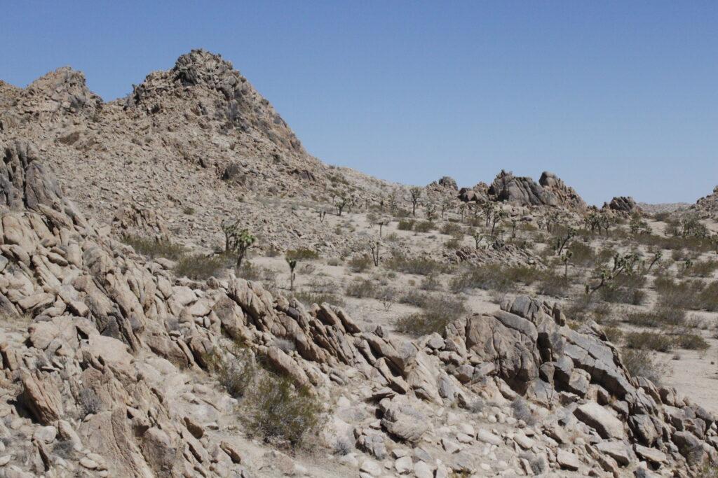 LA Desert Film Locations - Blayney Ranch