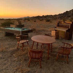 LA Desert Ranch - Desert Saloon Set 1
