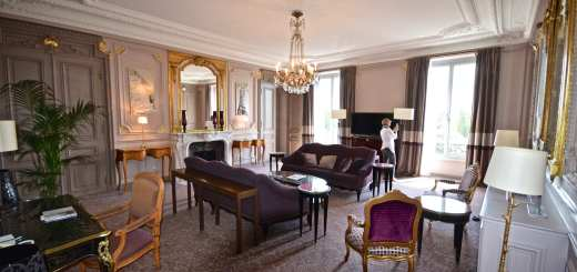 Westin Paris Royal Suite