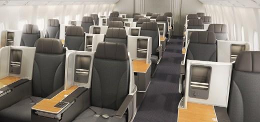 767-300 thrifty traveler