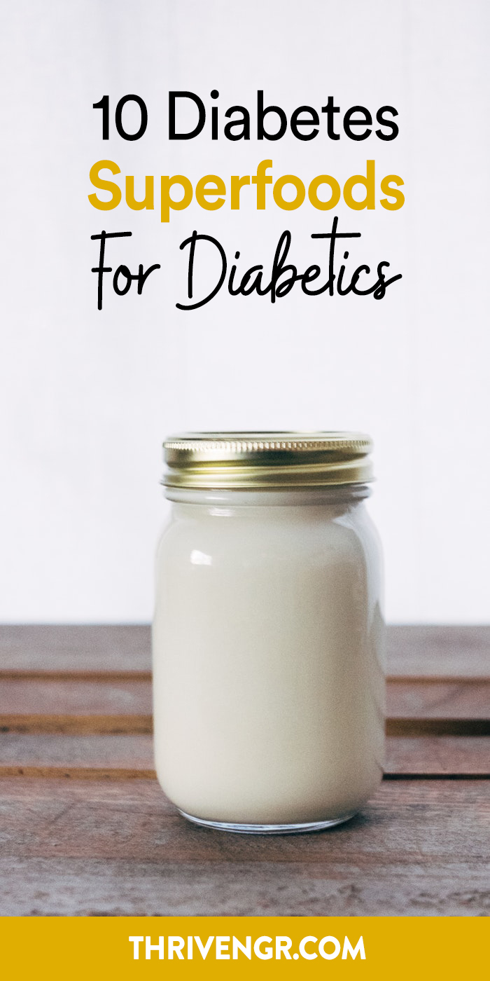 Fat-free Milk and Yogurt, Foods Diabetes Can Eat