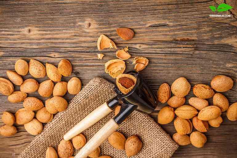 almonds benefits